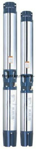 Good Quality of Deep Well Submersible Pump (6SR18/6, 18/7, 18/9) pictures & photos