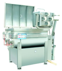 Large Productivity Vacuum Meat Mixer pictures & photos