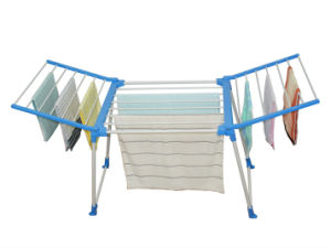 China Foldable Clothes Hanger Rack Drying Rackhanging Clothes