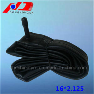 Best Quality Butyl Rubber 16*2.125 Bicycle Inner Tube