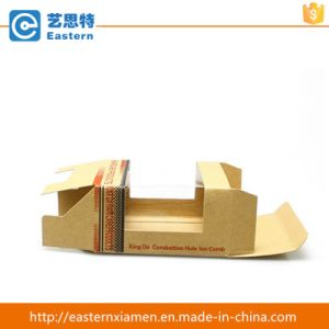 Kraft Paper Packaging Box with PVC Window