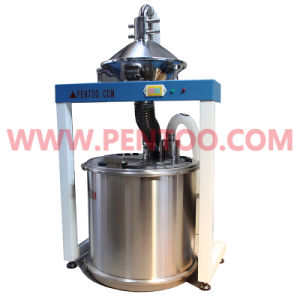 Hot Sell Powder Sieving Machine for Powder Coating Booth pictures & photos