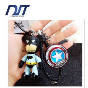 Manufacturer Trendy Cute Bear Metal Promotion Key Ring