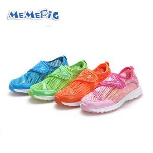 b6627b260cda China Memepig Boys Slip-on Shoes Summer New Girl Breathable Single Network  Children′s Shoes Big Children Sports Sneakers - China Shoes