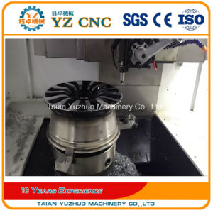 Wrc30V Alloy Wheel Polishing Machine Car Alloy Wheel Rim Repair CNC Lathe pictures & photos