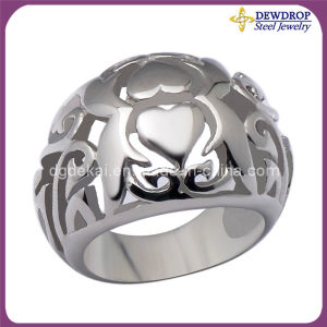316L Stainless Steel Jewelry, Stainless Steel Ring for Men