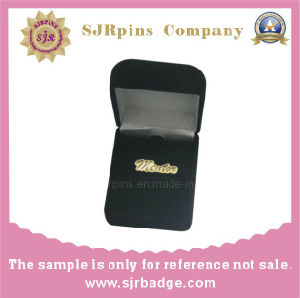 Lapel Pin Velvet Box, Promotion Gift, Souvenir