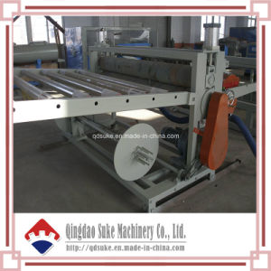 PE/PP/PVC Plastic Sheet/Board Extrusion Production Machine Line pictures & photos