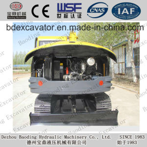 China Made New Small Crawler Excavator Bd90 Excavators Machine for Sale pictures & photos