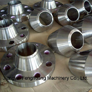 ANSI DIN Jin Standard Forged Flange pictures & photos