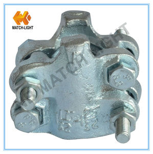 Carbon Steel Heavy Duty Galvanized Pipe Clamp pictures & photos