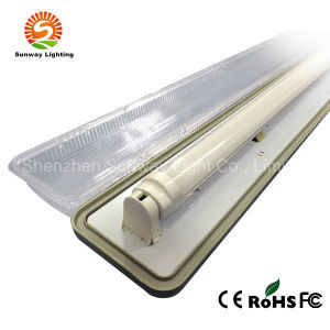 12W Tri-Proof LED Tube Lights with CE&RoHS Approval