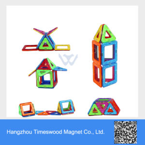 Kids Preschool Magnetic Connector Toys pictures & photos