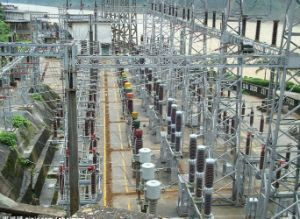 China Substation Steel Structure with ISO Certification pictures & photos