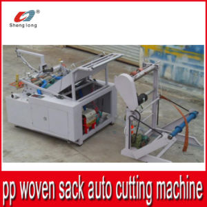 Auto Cutting Machine for Plastic PP Woven Sack Bag pictures & photos