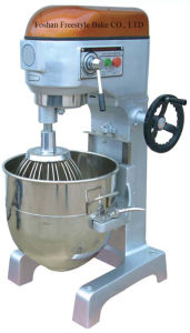 Commercial Planetary Food Mixer for Mixing Cake and Flour with Trolley (YL-80I)