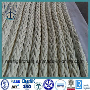Ultra High Molecolar Weight Polyethylene Mooring Rope pictures & photos