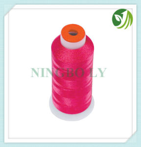 100% Rayon or 100% Polyester Embroidery Thread pictures & photos