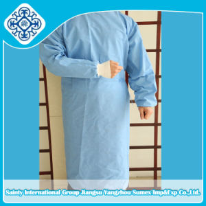 Disposable Surgical Gown for Medical Use pictures & photos