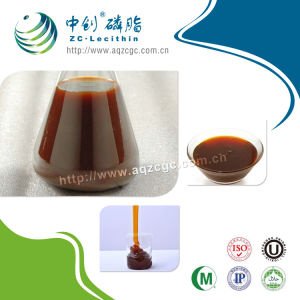 Soy Lecithin Manufacturers/Factory -Feed Grade Concentrated Soy Lecithin Liquid GMO pictures & photos