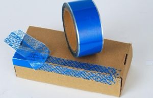 Tamper Evident Security Tapes, Partial Transfer