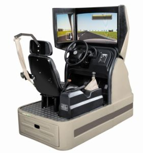 Driving Simulator for Manual or Automatic Transmission