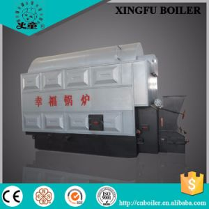 1 to 10 Ton Biomass Firewood Wood Pellet Rice Husk Steam Boiler pictures & photos