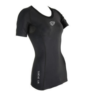 Custom Cheap Performance Compression Shirts (SRC73) pictures & photos