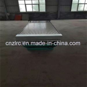 Small Size Hydraulic Water Heating Fiberglass FRP Pultruded Grating Machine pictures & photos