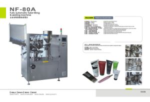 Automatic Aluminium Tube Filling and Sealing Machine pictures & photos