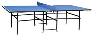 Indoor Table Tennis Table with Wheels (3001)