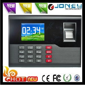 Zksoftware USB Biometric Fingerprint Attendance System Build-in Timing Bell pictures & photos