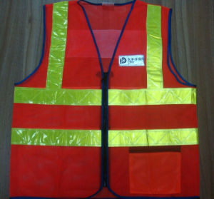 Insurance Promotional Gifts Reflective Vest pictures & photos