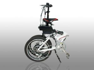 400W Feb600f Foldable Electric Bicycle Folding E Bike Portable E-Bike with 36 10ah LiFePO4 Battery pictures & photos
