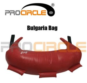 Fitness Power Gym Training PVC and Canvas Bulgarian Bag (PC-BB2034-2039) pictures & photos