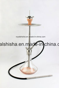 2016 Good Quality Wooden and Stainless Steel Stem Shisha Hookah pictures & photos