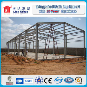 Design Steel Structure Warehouse Lida China pictures & photos