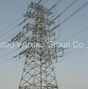 Power Transmission Line Steel Electric Tower pictures & photos