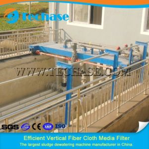 High Quality Vertical Fiber Cloth Midia Filter Price pictures & photos