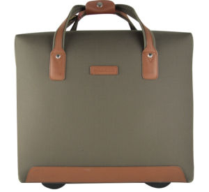 Nylon Laptop Trolley Luggage Bag (ST7034) pictures & photos