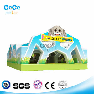 Cocowater Design Inflatable Spider Theme Bouncer/Slide LG9027