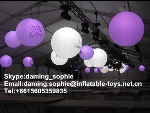 Customized Advertising Inflatable LED Light Balloon for Sale & China Customized Advertising Inflatable LED Light Balloon for Sale ...