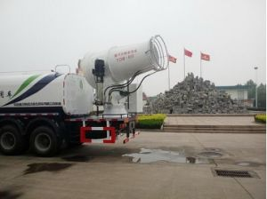 Multi-Function Dust Suppression Truck