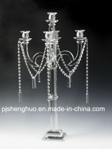 The Crystal Candle Holder to Decorate Chandeliers
