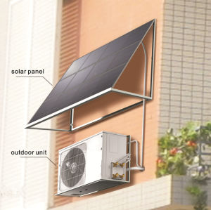 1HP Acdc on Grid Solar Air Conditioner with Generation Function