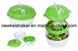 Set of High Quality for Vegetable Bowl 5 in 1 Salad Bowl pictures & photos