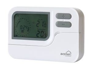 HVAC Digital Temperature Controller for Gas Boiler pictures & photos