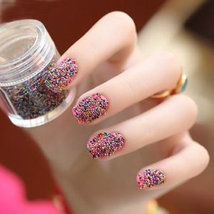 2016 Nail Art Beauty New Hot Caviar Polish Beads