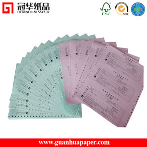 Trustworthy China Supplier Computer Pre-Printed A4 Paper pictures & photos