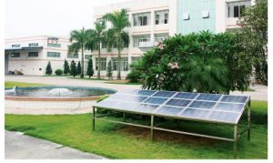 50m 24V DC Solar Water Pump 3cbm Per Hour 960W Lowest Voice pictures & photos